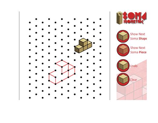 soma isometric draw