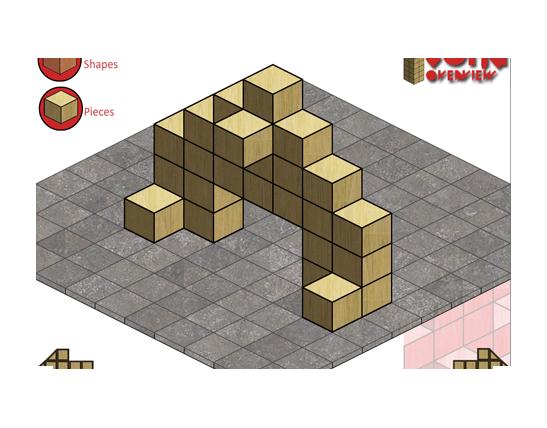 Soma Cube Intro