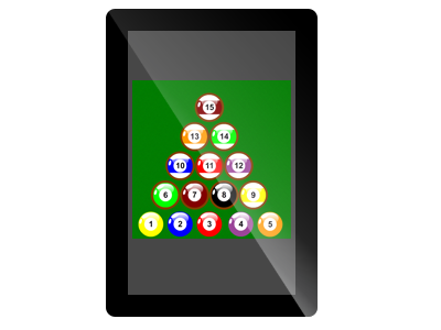 iPad IWB Puzzle App