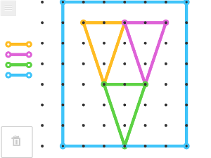 geoboard teaching app iwb