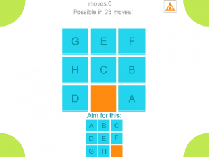 IWB Android iPad Classroom puzzle resource
