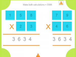 IWB iPad Android Classroom Puzzle