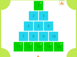 iPAd Android IWB Classroom puzzle