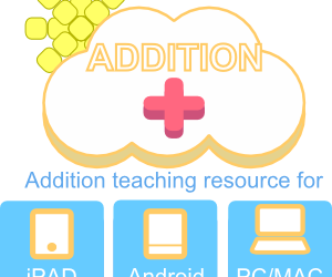 IWB iPad Android Addition Teaching Resources