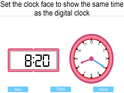 Time IWB iPad Android Teaching Resource