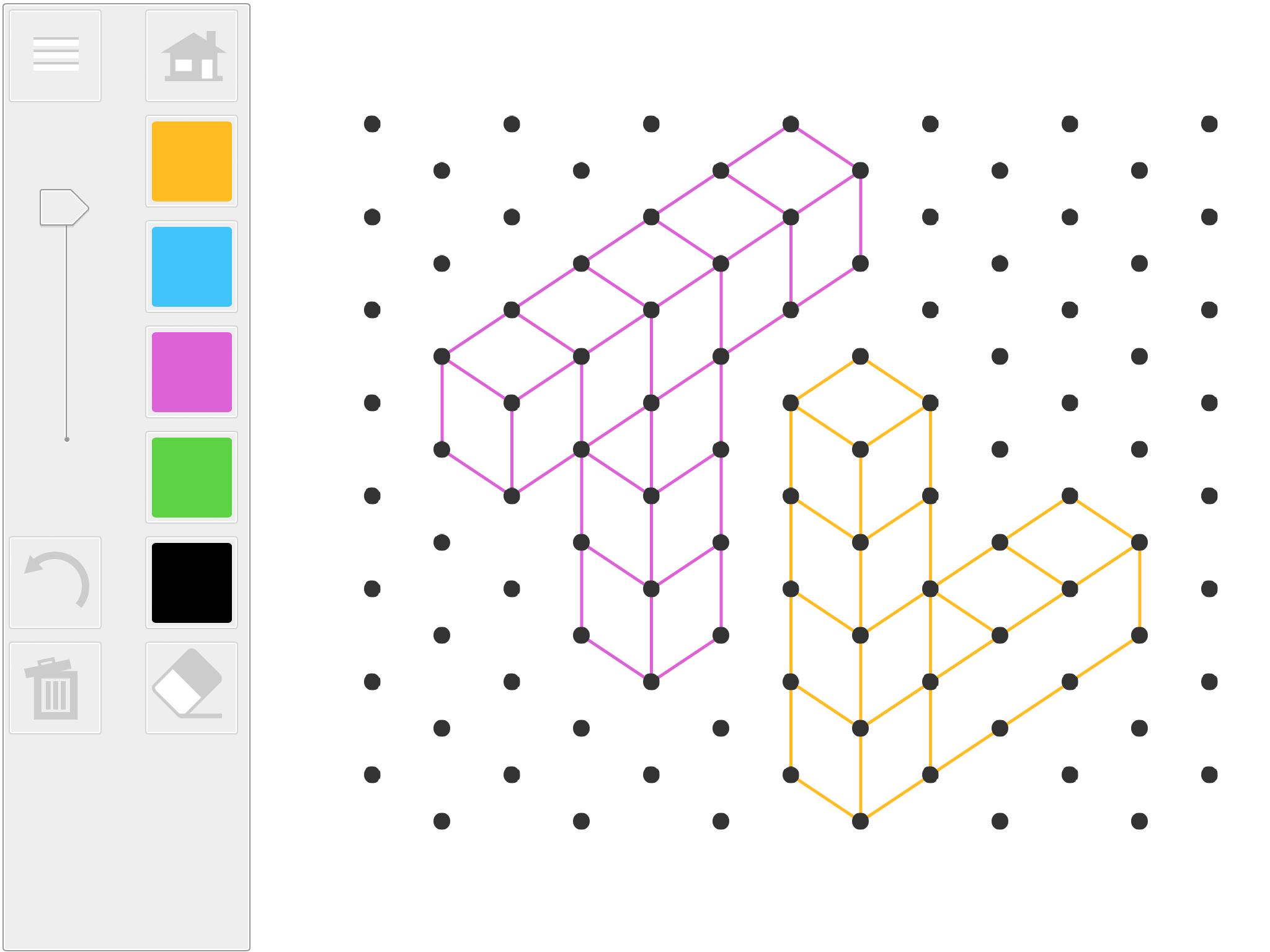 Isometric Drawing IWB web-app